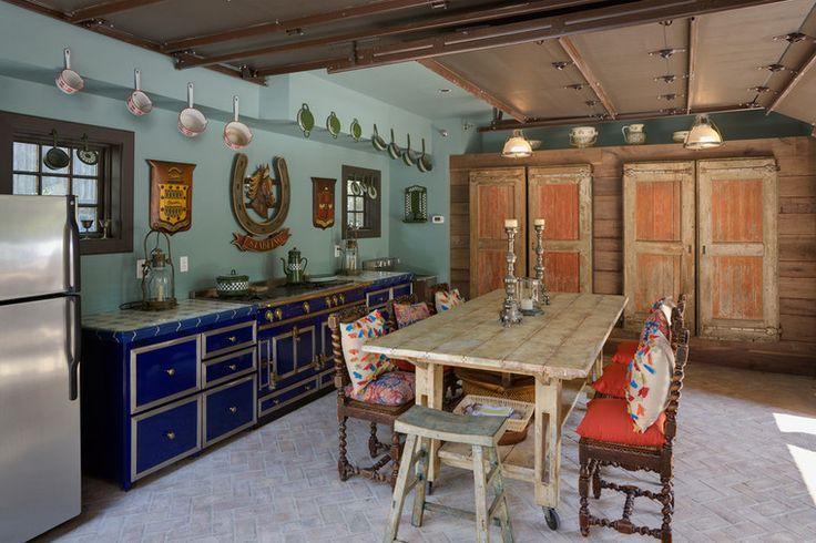 Интерьер в мексиканском стиле: феерия цвета