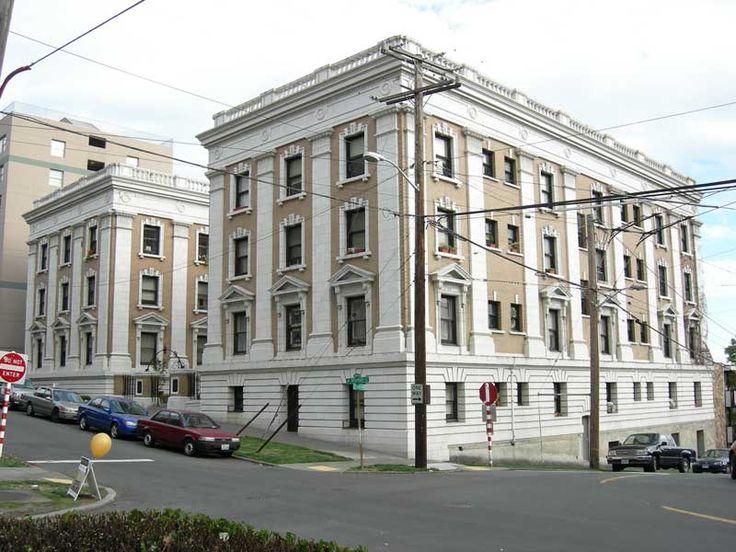 De la Mar Apartments  115 W Olympic Pl - Queen Anne Historical Society