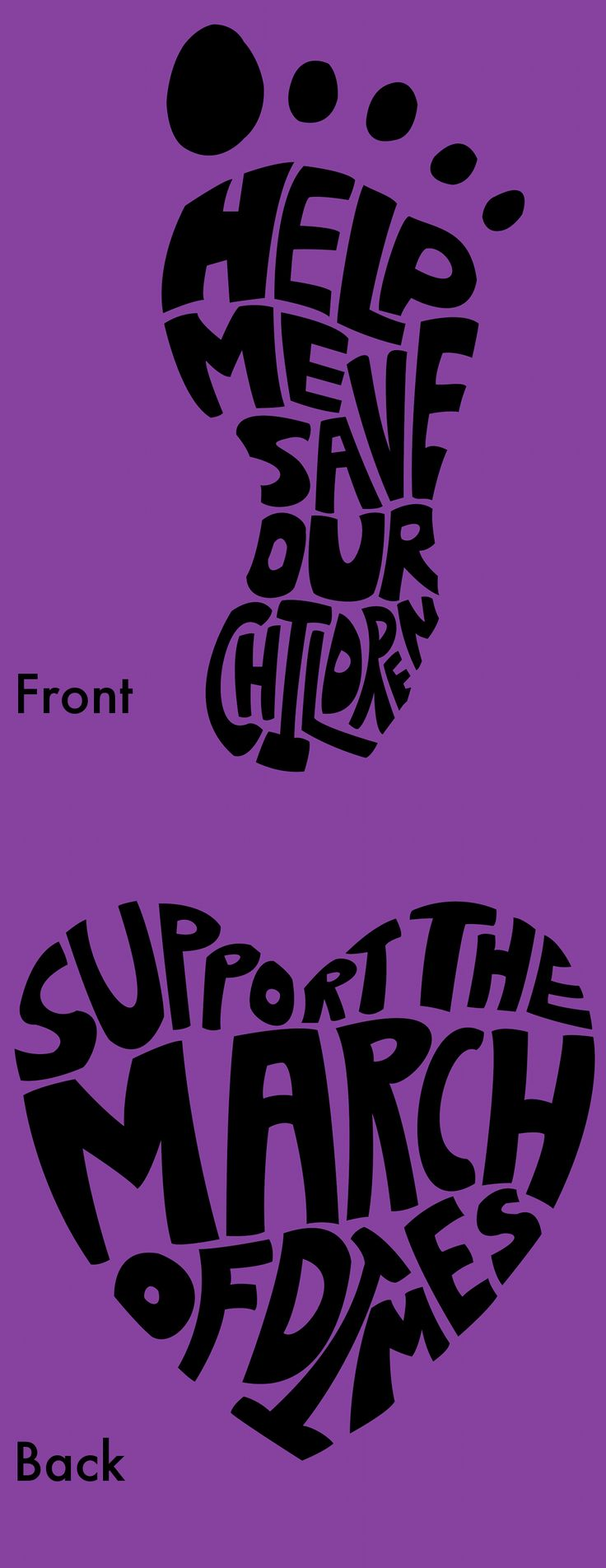 March of Dimes Shirt by Jade-Xe.deviantart.com on @deviantART