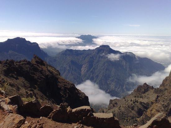 La Palma, Spain, een van de meest indrukwekkende plekken op La Palma..what a beautiful view...