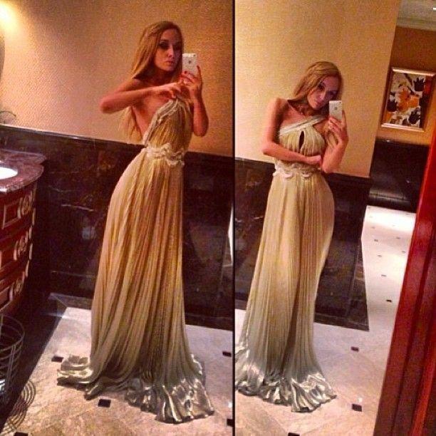 #maxi #dress #gown