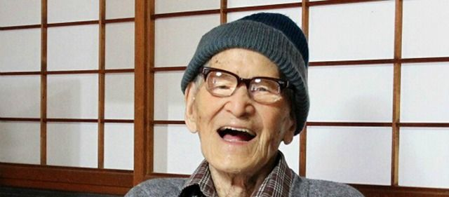 El hombre más anciano del mundo murió en Japón a los 116 años - El Colombiano