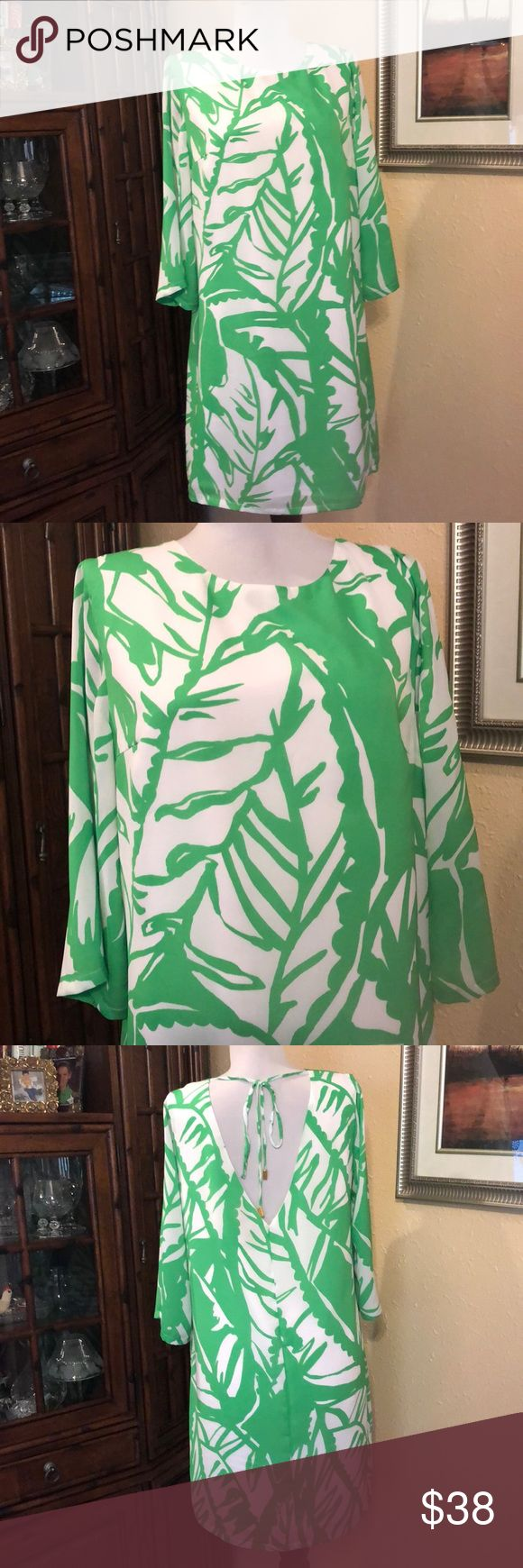 Lily Pulitzer's target dress Beautiful elegant v open back excellent condition Lilly Pulitzer for Target Dresses Midi
