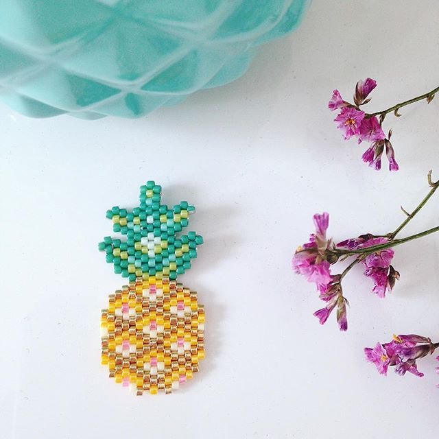 ananas by Rose Moustache rosemoustache.com