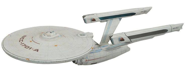 Star Trek VI The Undiscovered Country Model USS Enterprise NCC-1701-A 40 cm