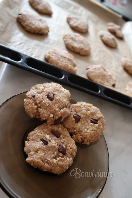 Tvarohové cookies