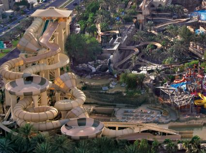 Tantrum Alley, Dubai | 18 Of The Coolest Water Slides From Around The World