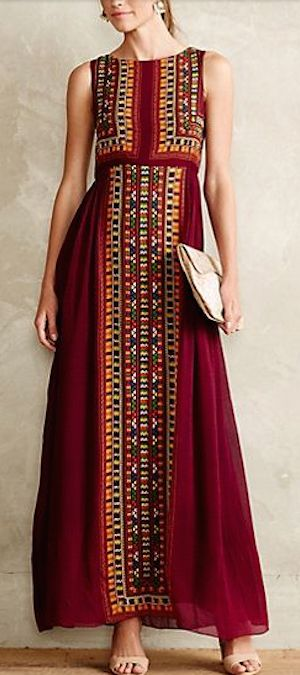 beautiful rich red maxi dress #anthrofave http://rstyle.me/n/trgsdr9te
