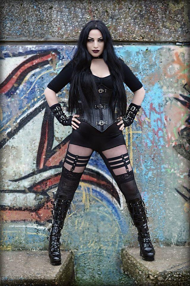 Gothic And Amazing Photo