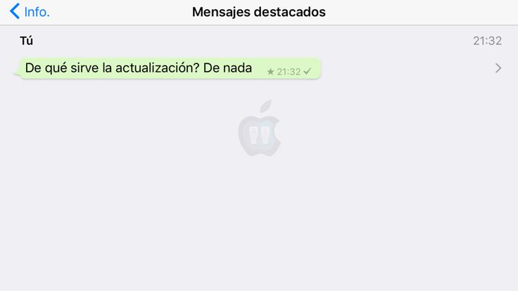 ¿Qué esconde la última actualización de WhatsApp? - http://www.actualidadiphone.com/que-esconde-la-ultima-actualizacion-de-whatsapp/