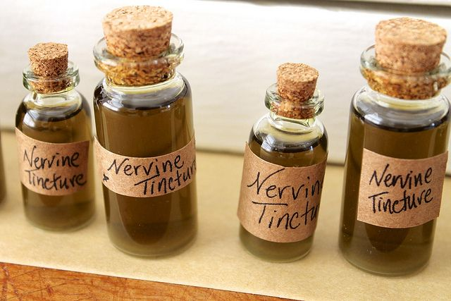 How to Make a Nervine Tincture   The Dabblist: One Woman's Journey from the Grind to Grounded