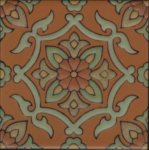 Terracotta Tile Kitchen | Santa Rosa Terra Cotta Porcelain Catalina Tile