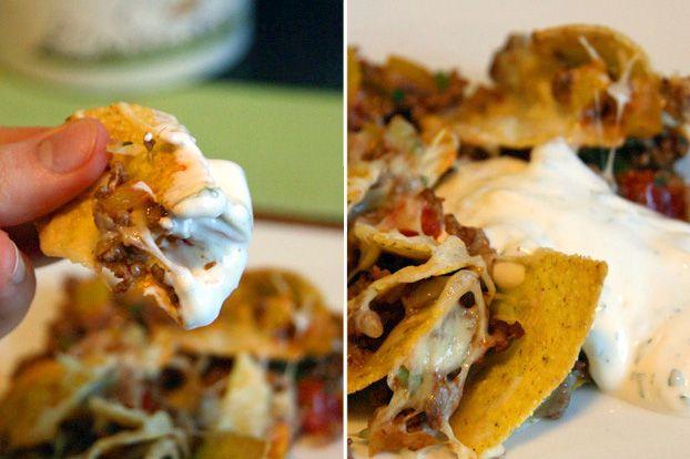 Taco-Auflauf - vanillakitchen