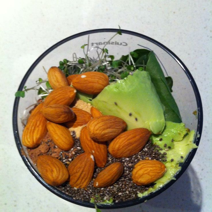 Recipe here: http://theresekerr.com/my-favourite-smoothie-filled-with-certified-organic-goodness/