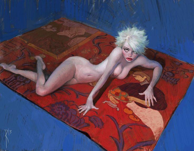 The carpet by Waldemar-Kazak [dA]