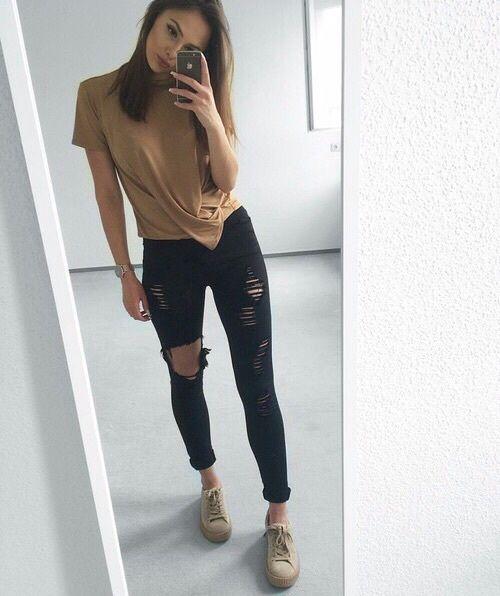 outfits negro lindo