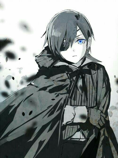 Behind those innocent looks lies a merciless demon | Kuroshitsuji