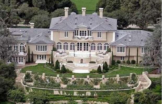 Oprah Winfrey: $50 million mansion