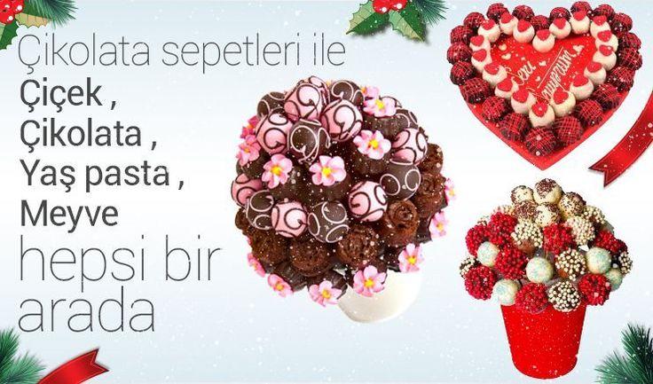 Yıldönümü Hediyesi Ankara sayfasındaki bilgileri kullanarak Bir Buket Meyve…
