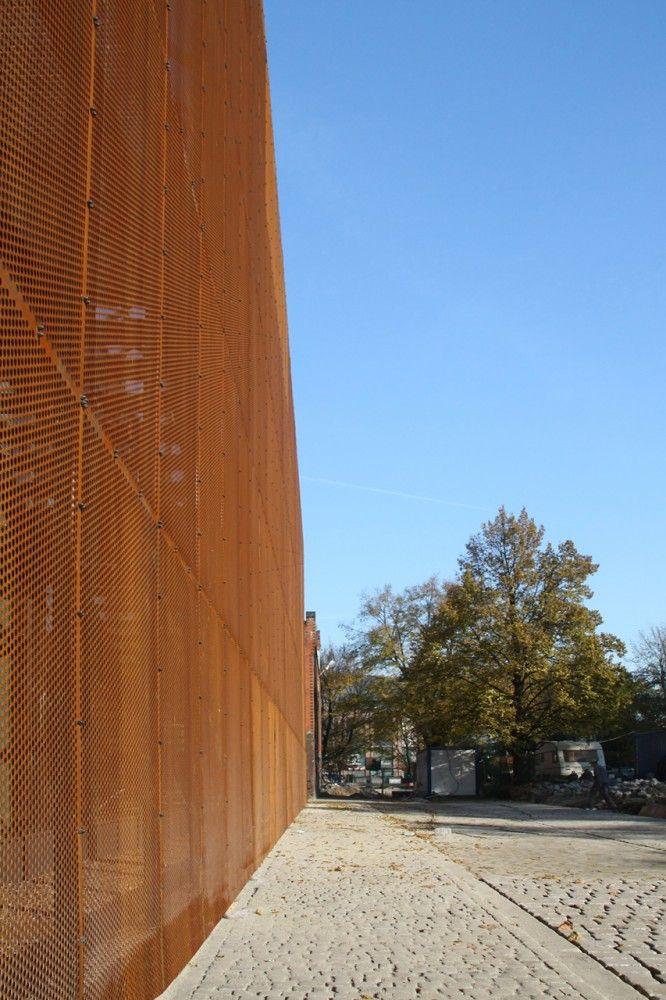 Galerie k příspěvku: Sportovní a volnočasová přístavba ke škole | Architektura a design | ADG