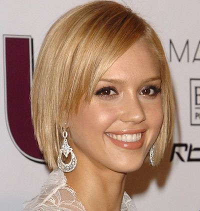 Short Straight Casual Hairstyles 2013