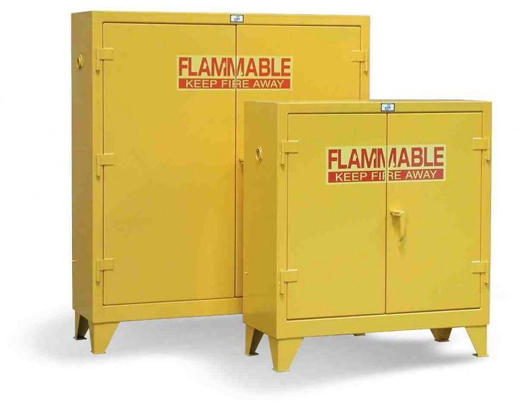 Flammable Storage Cabinet Requirements Osha
