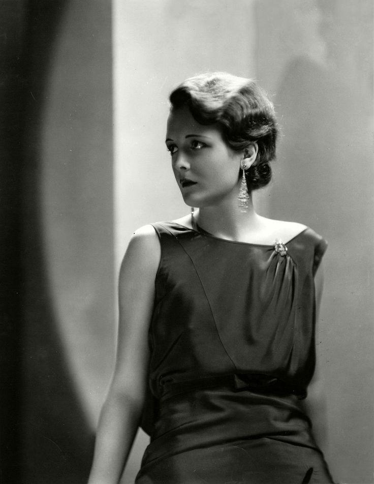 Mary Astor, 1930s.