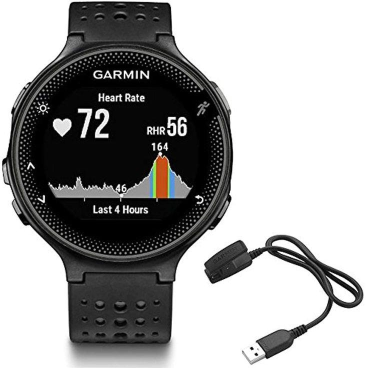 Garmin Forerunner 235 GPS Sport Watch Black/Gray