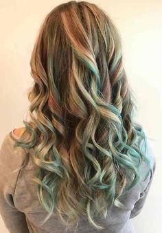 "Ideas de color de pelo ""Balayage"" // #Balayage #color #Ideas #pelo"