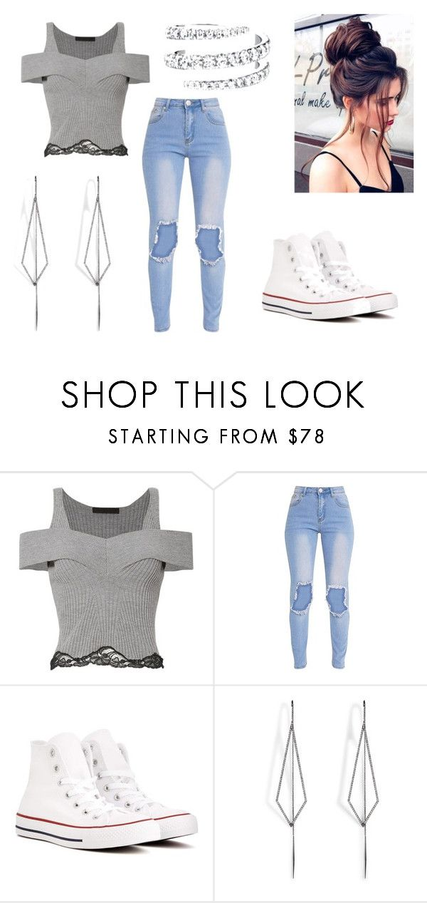 Week Day by holypotato on Polyvore featuring Alexander Wang, Converse and Diane Kordas