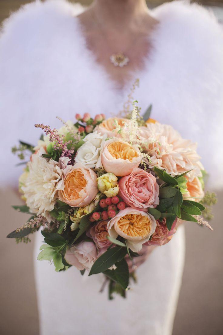 Flowers by shirley garden rose bouquets - Juliet Garden Rose Bouquet By The Perfect Petal Denver