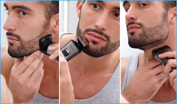 Tondeuse et rasoir electrique
