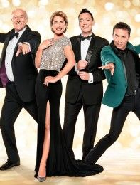 Strictly Come Dancing 2014: The Gossip - Strictly Come Dancing contestants 2014