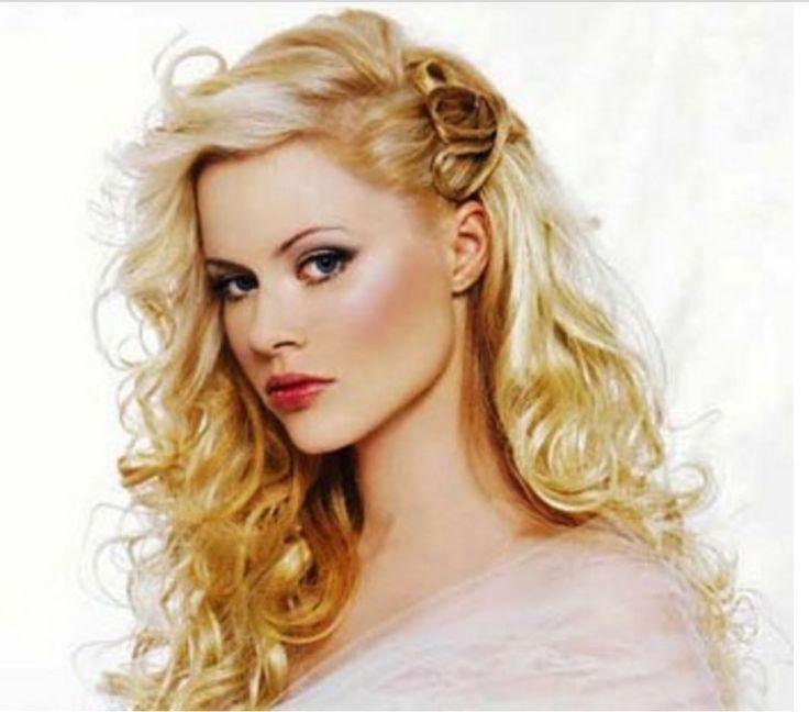 Salık Sarışın Saç Modelleri
