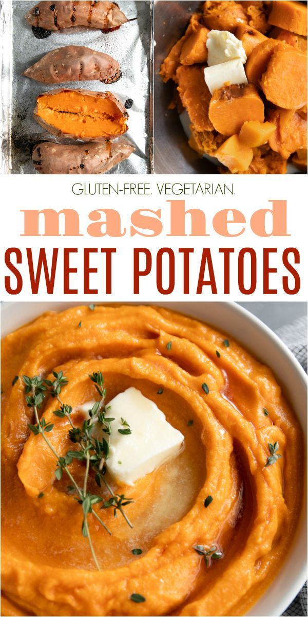 Healthy Mashed Sweet Potatoes Recipe The Forked Spoon Recipe Mashed Sweet Potatoes Mashed Sweet Potatoes Healthy Food