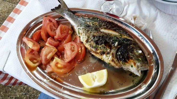#Andalusia #Málaga #Food #GrilledFish  For more information: http://www.amazon.co.uk/M%C3%A1laga-Capital-Coast-Brigitte-Hilbrecht/dp/1517300533/ref=sr_1_1?s=books&ie=UTF8&qid=1456574193&sr=1-1&keywords=malaga