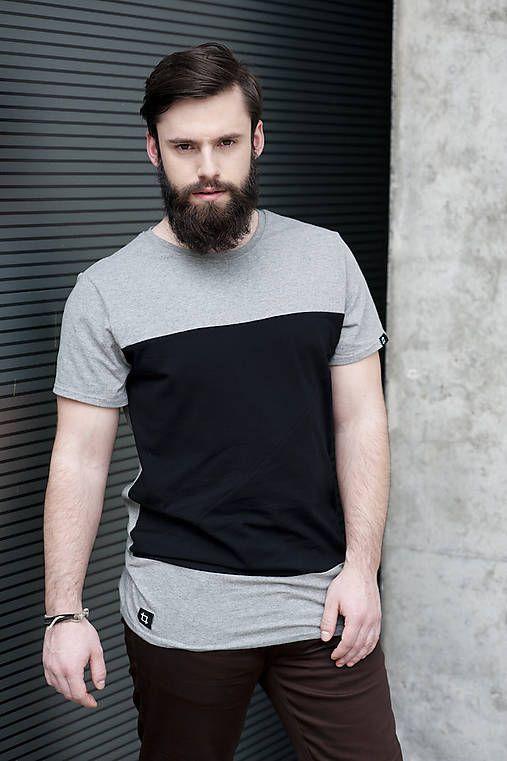 pattern / Parslet - pánské tričko