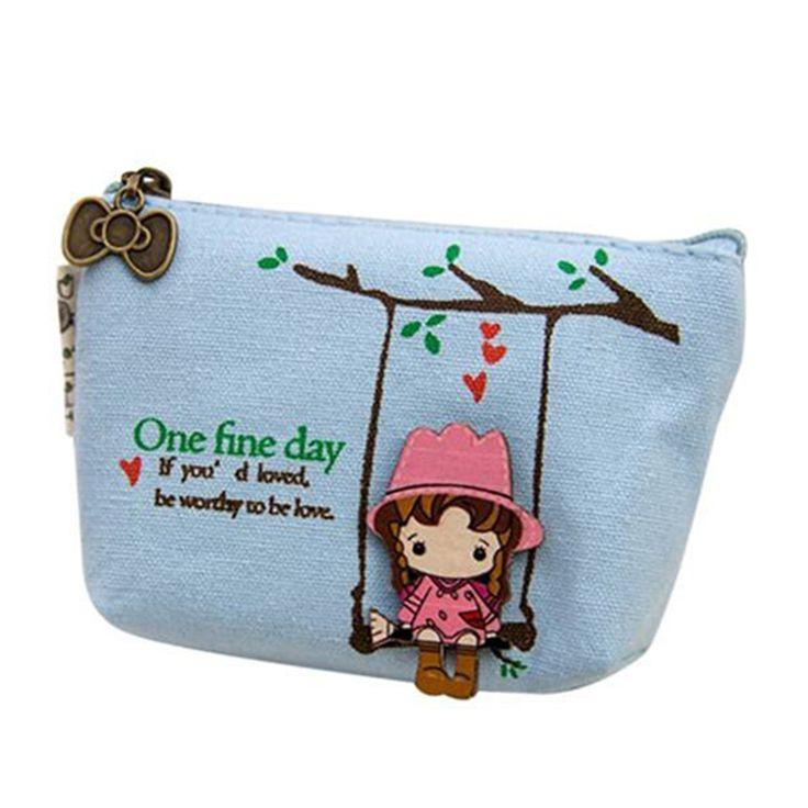 $1.17 (Buy here: https://alitems.com/g/1e8d114494ebda23ff8b16525dc3e8/?i=5&ulp=https%3A%2F%2Fwww.aliexpress.com%2Fitem%2FElegant-Ladies-Sweet-Canvas-Mini-Swing-Girls-Coin-Wallet-Pouch-Purse-Key-Holder%2F32790771661.html ) Elegant Ladies Sweet Canvas Mini Swing Girls Coin Wallet Pouch Purse Key Holder for just $1.17