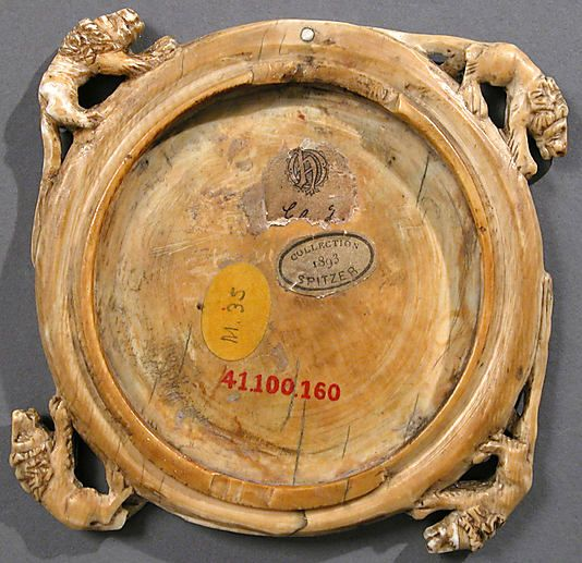 114 Best Images About Medieval Ivory Mirror Cases And