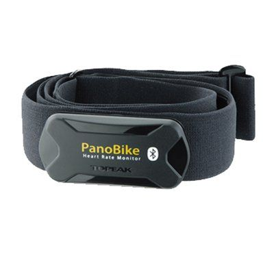Topeak PanoBike BlueTooth Heart Rate Strap One Color, One Size. Heart Rate Monitor: yes. Wireless: yes. Battery Type: CR2032 (lithium) button cell.