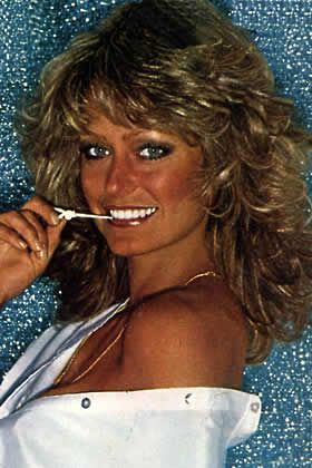 No. 1: Farrah Fawcett , 10 Best Celebrity Hair Icons
