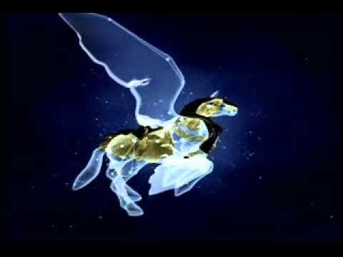 Zene: Lisa Gerrard - Now we are free  Vizsgára készült bemutatófilm. Teljes 3D animáció, amiben a karakter a World of Warcraft című játékból ismert Celestial Steed alapján lett mintázva.
