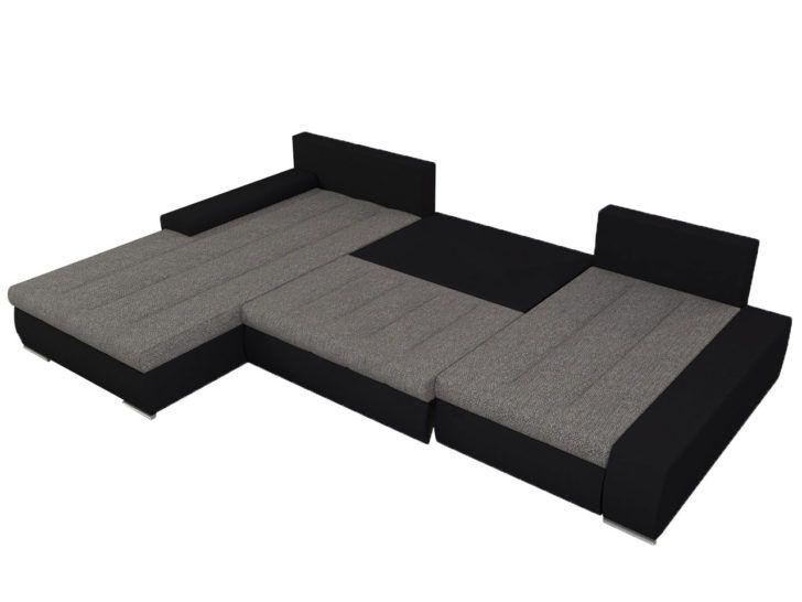 Interior Design Canape En U Canape Angle Convertible En Halo Reversible Lit 160x200 Simili Cuir Pas Cool Furniture Transforming Furniture Reupholster Furniture