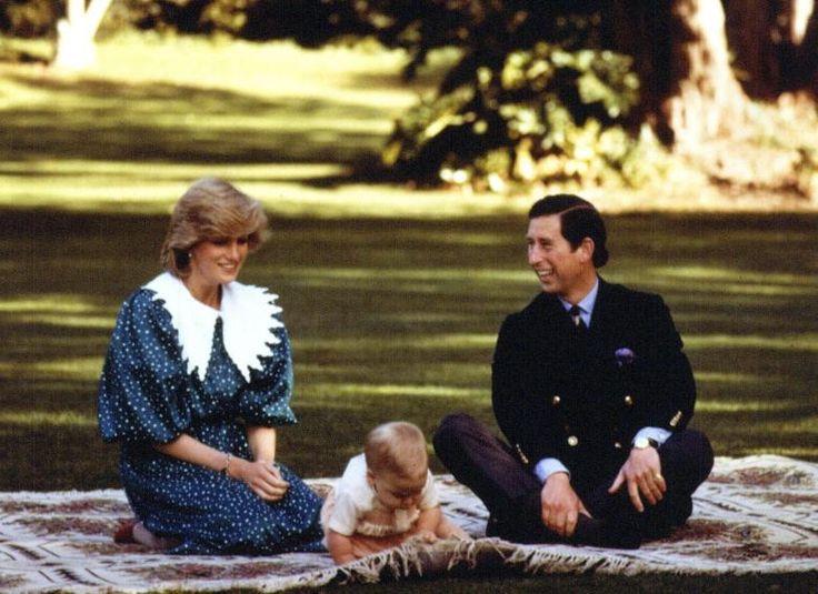 New Zealand 1983Royal Families, Princess Of Wales, Lady Diana, Princesses Diana, Prince Williams, Baby Prince, Charles Diana, April 1983, Princess Diana