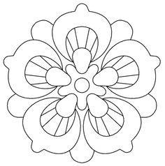 patrones de bordado a mano libre imaginesque
