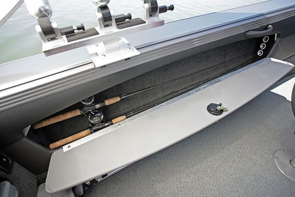 Lund Boats - Aluminum Fishing Boats - 2075 Tyee Magnum