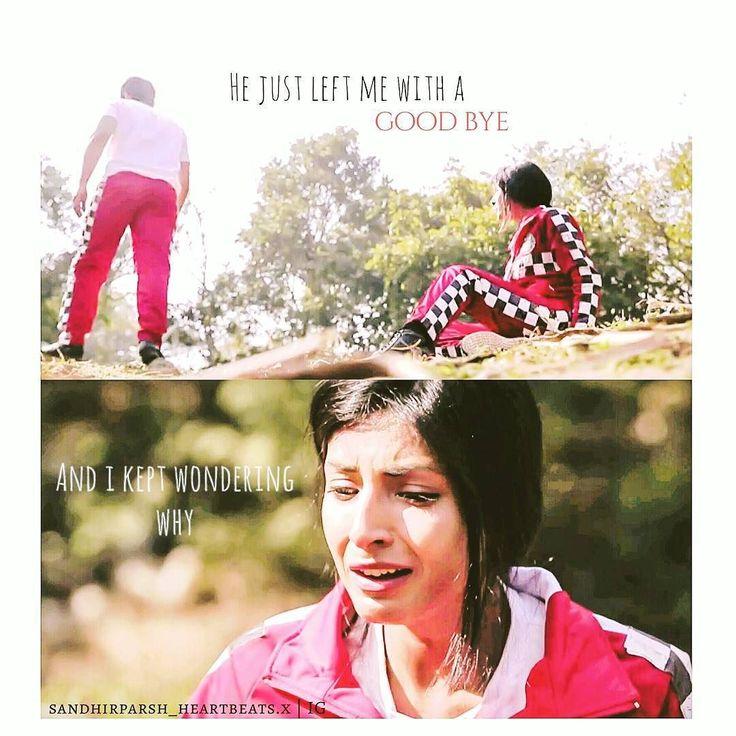 I wish I knew why you left me alone to fight the world  - - - - #SaddaHaq #SanDhir #sanyukta #Randhir #LoveIsUs #loveforever by sandhirparsh_heartbeats.x