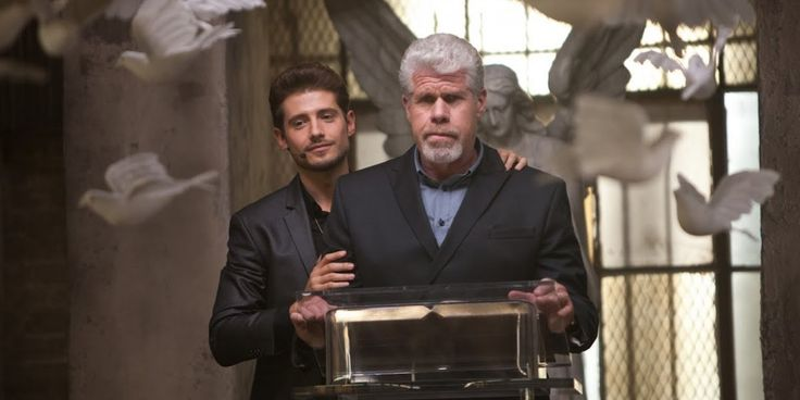 Hand of God: Amazon's New Heavy Handed Series