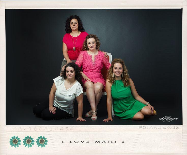 I LOVE MAMI Consuelo e hijas ...