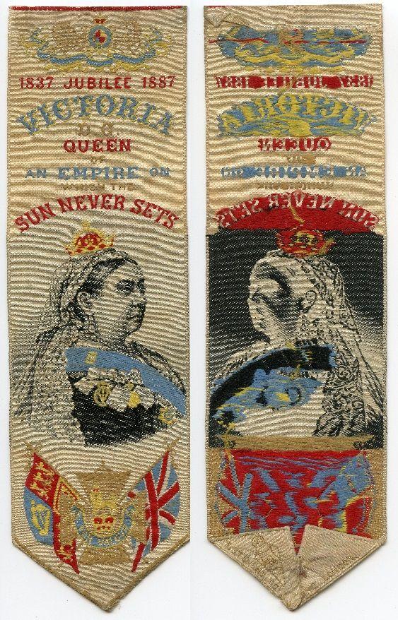 Queen Victoria 1887 - Golden Jubilee